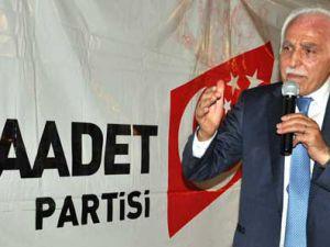 SP GENEL BAŞKANI MUSTAFA KAMALAK KAYSERİ'DE SERT KONUŞTU
