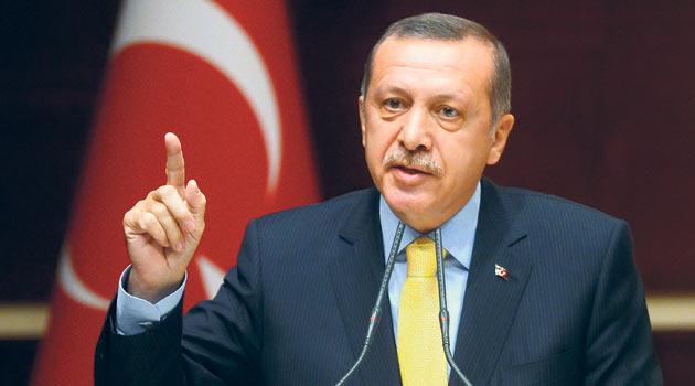 Erdoğan: Yeni Türkiye bizim 'kızıl elma'mız