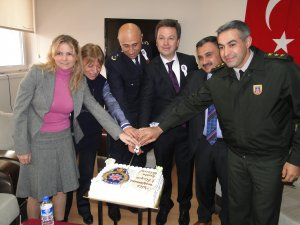 DEVELİ'DE POLİS HAFTASI KUTLAMALARI