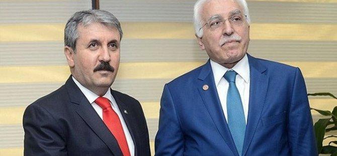 SAADET PARTİSİ KAYSERİ MV. ADAY LİSTESİ