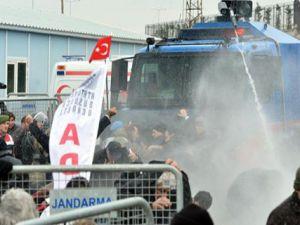 Taksim Gezi Parkı'na Jandarma TOMA'sı