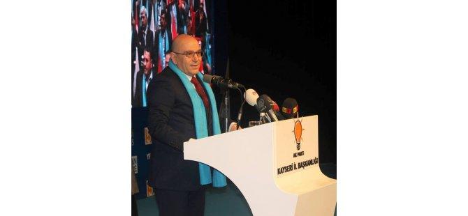 Başkan Özden Birlik ve beraberlik her zaman için AK Parti'nin sloganıdır