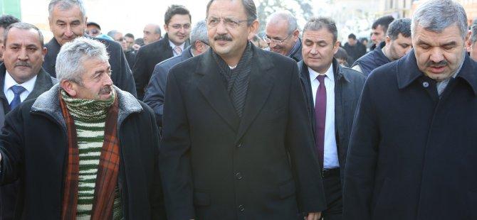 Palancıoğlu, Büyükşehir Belediyesi ile el ele