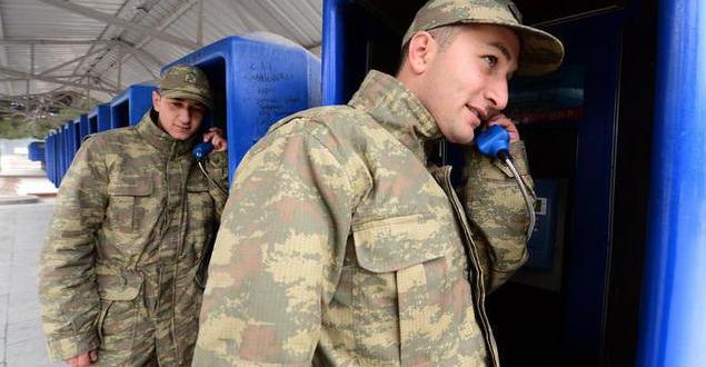 Askerlere Büyük Müjde! Artık Telefon Serbest...