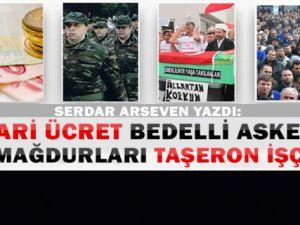 Serdar Arseven sokaktaki vatandaşın derdini yazdı!