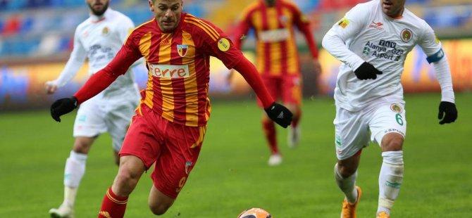 Akansu Kayserispor'a sahip çıktı