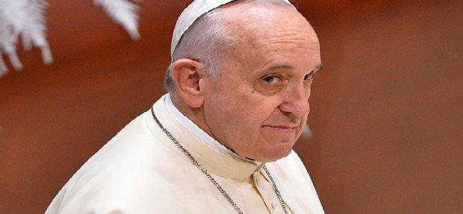 Papa'dan Türkiye'ye yanıt geldi!