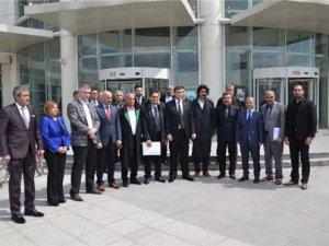 MHP Kayseri İl Teşkilatı Özhaseki ve Doğan'ın  adaylığına itiraz etti