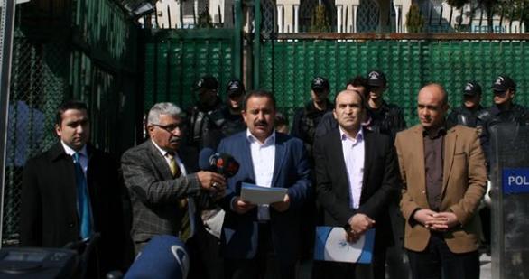Anadolu Yayıncılar Derneği Mısır'daki idamları protesto etti