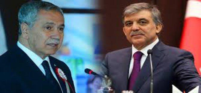Arınç ve Abdullah Gül, yeni parti mi kuruyor?