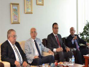 KAYSERİ'DEN HİSARCIKLIOĞLU'NA TAM DESTEK