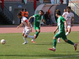 Kayseri Şekerspor, kendi evinde Orhangazispor'u 1-0 yendi