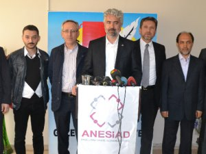 ANESİAD KAYSERİ'DE TANITIM TOPLANTISI YAPTI