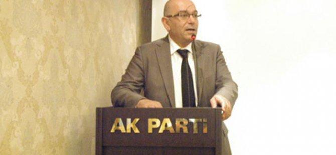 Ak Parti İl Başkanı Hüseyin Cahid Özden'den açıklama: