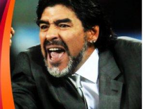 Eskişehir Bombayı patlattı Maradona ve Forlan