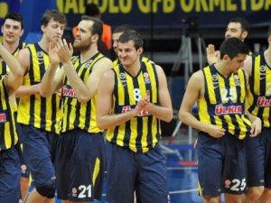 Fenerbahçe Final Four'a kaldı