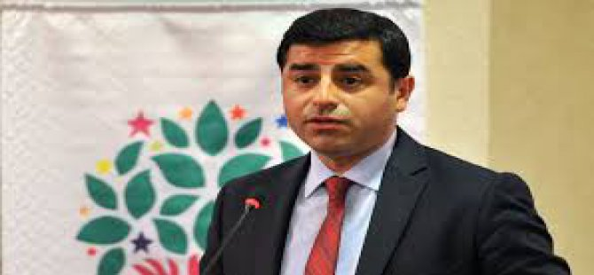 HDP'nin merak edilen seçim bildirgesi