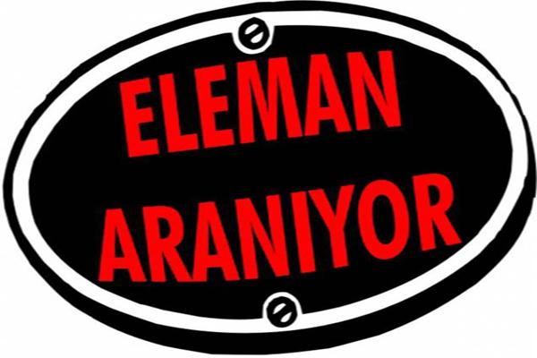 İLAN - ACİL BAYAN ELEMAN ARANIYOR