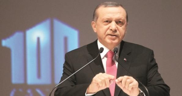 Erdoğan: Korkmuyoruz ecdadımız kimseye zulmetmedi