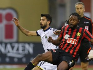 Fenerbahçe Eskişehir'e karşı yine kayıp