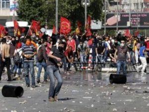 Ankara Gezi Parkı Olayları Devam Ediyor
