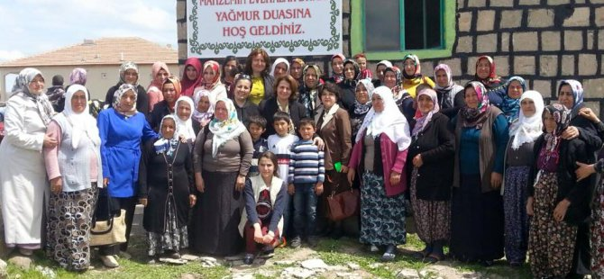 AK PARTİ KAYSERİ MV. ADAYLARI KOCASİNAN BÖLGESİNDE