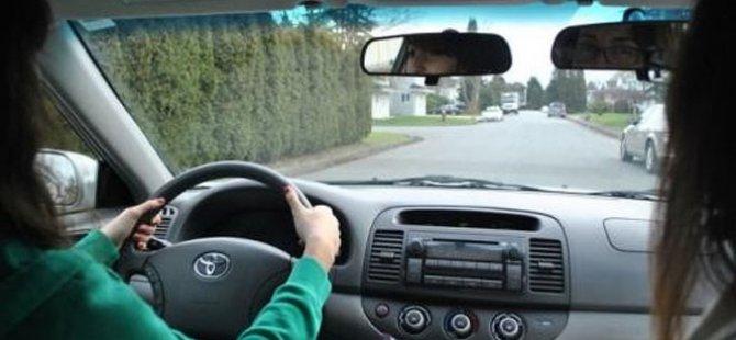 Ehliyet'te sürücülere büyük kolaylık