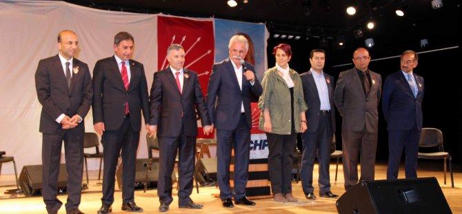 CHP'DEN DEMOKRASİ GECESİ