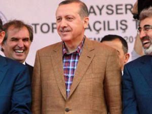 BAŞBAKAN ERDOĞAN KAYSERİ'YE GELİYOR