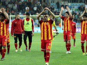 Kayserispor Elazığspor'a 3 attı