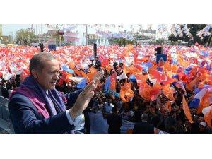 Cumhurbaşkanı Recep Tayyip Erdoğan Kayseri'ye geliyor