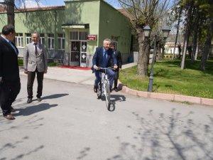 Kayseri Şeker'de Kurumsal ulaşım aracı listesine Bisiklet de eklendi