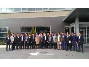 Anadolu Aslanları İş Adamları Derneği Kayseri'de şube açtı
