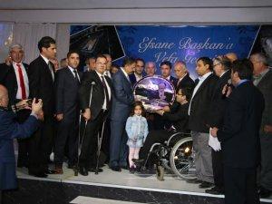 Amatör Spor Camiasından Mehmet Özhaseki'ye büyük destek