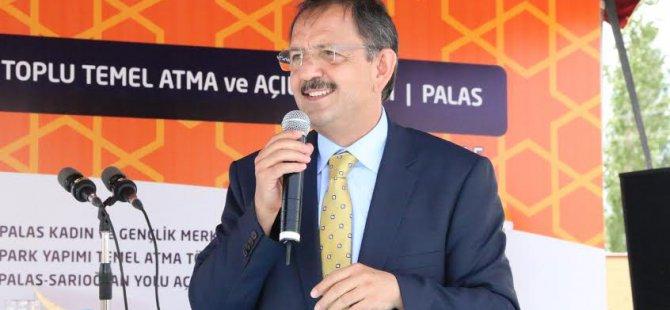 Özhaseki,Kılıçdaroğlu'nun yakışmadığını söyledi