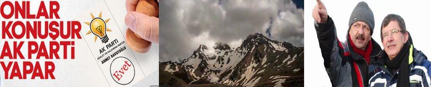 Erciyes'e bir de bu gözle bakın - Video