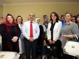 Talas'ta Kadınların El Emeği Göz Nuru Emekleri