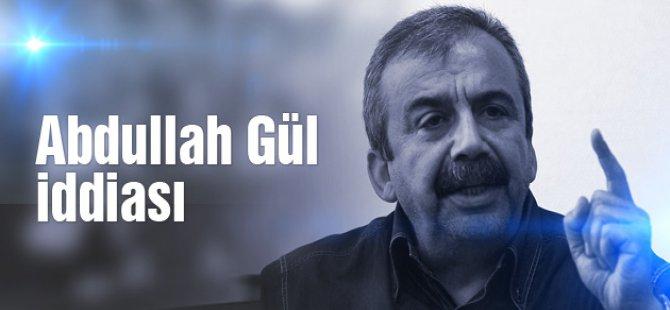 Abdullah Gül'e çağrı yaptım