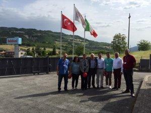 Kayseri Şeker'den İtalya'ya teknik gezi