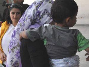 Sancaktepe'de Çamaşır Suyu İçen Çocuk Zehirlendi