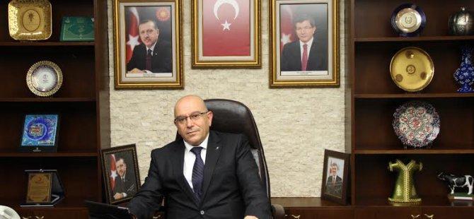 AK Parti İl Başkanı Özden Kime Şaşkın dedi