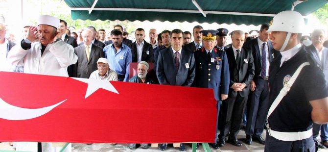 KAYSERİ'DE ŞEHİT POLİS SON YOLCULUĞUNA UĞURLANDI