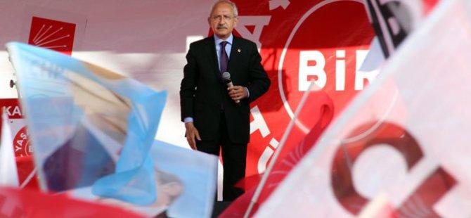 Devletin çivisinin çıktığını iddia eden Kılıçdaroğlu
