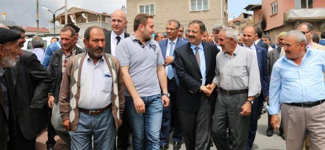 Özhaseki, Kocasinan Teşkilatı ile Cırgalan'da