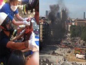 Taksim Gezi Parkı Eylemlerinde Son Durum
