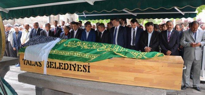 MHP KAYSERİ MV.ADAYI KORKMAZ'IN ACI GÜNÜ