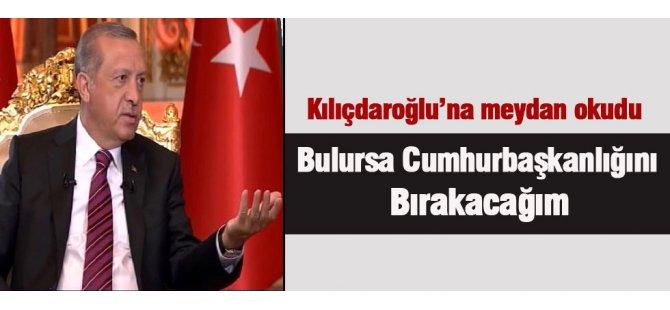 Erdoğan'dan,Kılıçdaroğlu'na çağrı gel bak  klozet varmı
