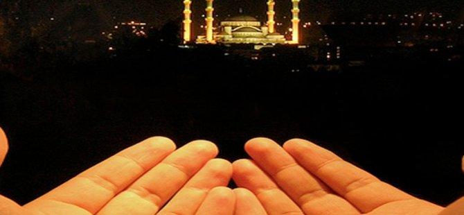 Berat kandilinde hangi ibadetler yapılır?