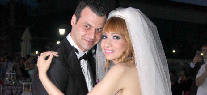 Kanseri yendi sevdiği gençle evlendi