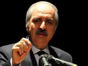 Kurtulmuş: Türkiye koalisyon istemiyor